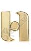 نشان سینه فلزی بانک صادرات