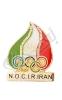 نشان سینه فلزی کمیته ملی المپیک ایران