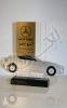 تندیس نمایشگاه اتومبیل اتوبنز
