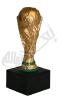 تندیس حجمی : جام جهانی فوتبال - سایز کوچک