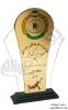 تندیس جشنواره فرهنگی ورزشی دهه فجر 90 - منطقه پدافند هوایی مرکزی اصفهان - 1390