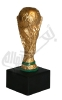 تندیس حجمی : جام جهانی فوتبال - اندازه کوچک