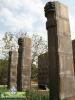 تندیس و مجسمه شهری سرستون و ستون باستانی - 2/5 متری