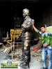 تندیس و مجسمه شهری آتش نشان - 4 متری