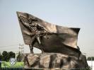تندیس و مجسمه شهری ایثار (دو طرفه) - 3 متری