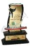 تندیس دومین دوره مسابقات ملی زیردریایی های کنترل از راه دور و هوشمند - دانشگاه صنعتی مالک اشتر استان اصفهان