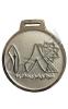 مدال فلزی یادبود شهرداری تهران - منطقه 18