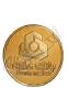 مدال فلزی ویژه بانک ملت