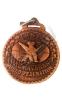مدال فلزی فدراسیون جهانی رزم آوران
