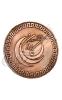 مدال فلزی ویژه شرکت خدمات مدیریت کاردان