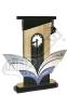 تندیس یادبود جشن دانش آموختگی دانشکده نفت آبادان- 1390