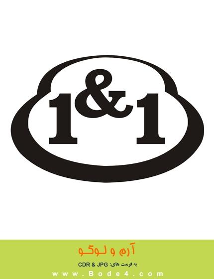 آرم / لوگو شرکت یک و یک (2) - شماره: 219
