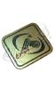 نشان سینه فلزی شرکت سیمرغ