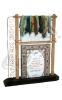 تندیس چهاردهمین نمایشگاه تخصصی - صادراتی فرش دستباف ایران - اصفهان - 1390
