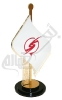 تندیس پرچم کانون تبلیغاتی پویا گرافیک اصفهان