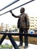 تندیس و مجسمه شهری معلم - 180 سانتیمتر