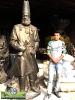 تندیس و مجسمه شهری امیرکبیر - 3 متری