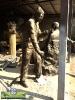 تندیس و مجسمه شهری مرد باغبان - 180 سانتیمتر