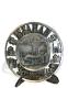 مدال فلزی ویژه اصفهان - با پایه چوبی