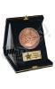 مدال فلزی با جعبه جیر - کنفرانس بین المللی خلیج فارس