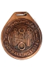 مدال فلزی مسابقات فوتبال بیمارستان های خصوصی